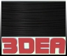PLA - Standard Black 3mm