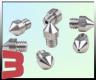 Nozzle MK8 TC4 Titanium Alloy