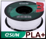 eSun Cold White PLA+ 1.75mm