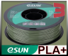eSun Olive Green PLA+ 1.75mm